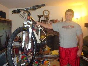 Casey's Bike