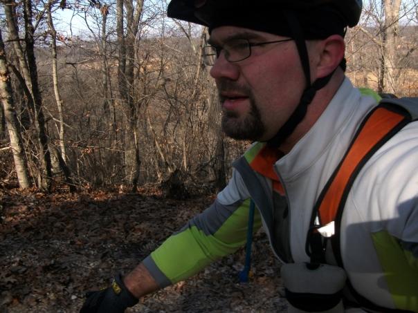 Gravel Road Ride - Burley Joe Dirt