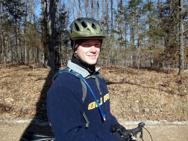Scardick on Joe Dirt Ride