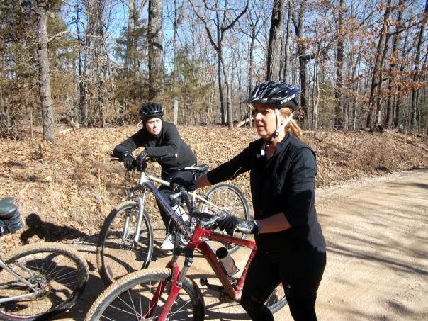 Pam and Dana Joe Dirt