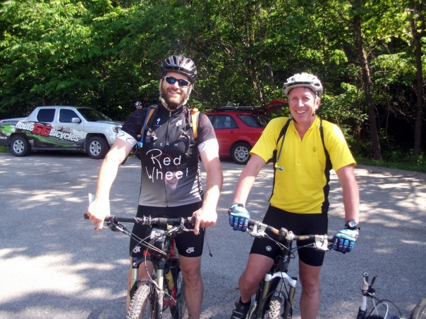 Bob & Roger at MFXC Non-Race