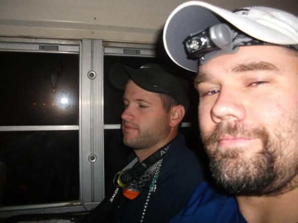 Berryman Bus Ride