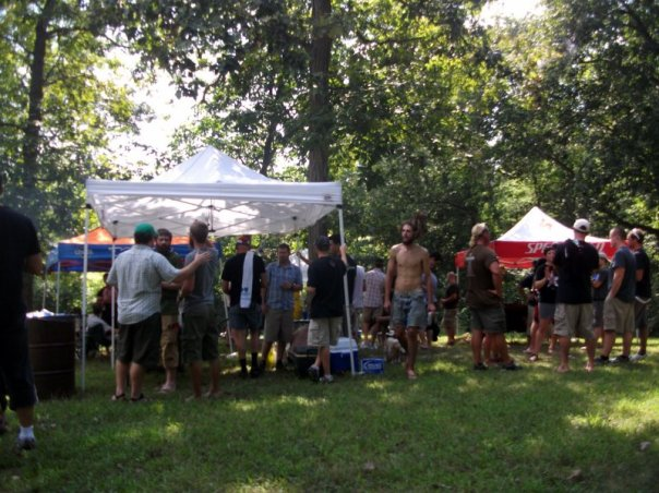 Single Speed Championship after-party