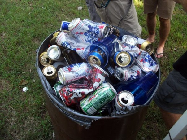 Empties at the SS Championships