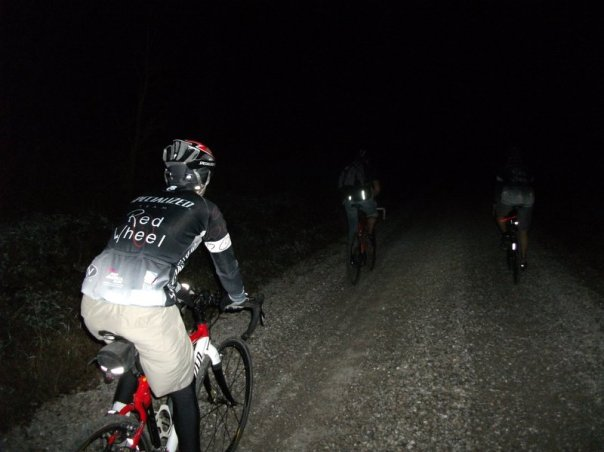 Gravel Night Ride
