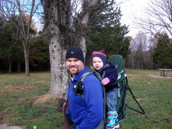 Carrying Otis as Training for a Rogaine Orienteering Race