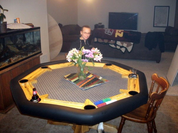 Bob's Poker Table