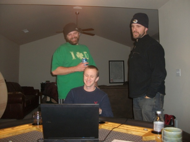 Bob, Robby, Zack