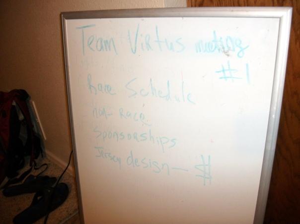 Virtus Meeting Notes