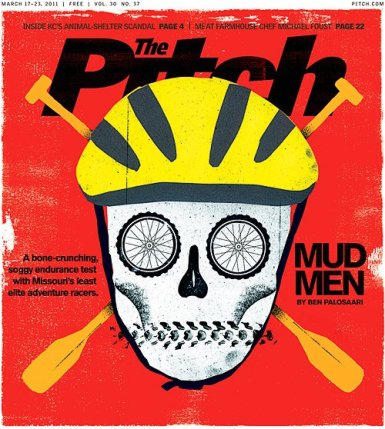 The Pitch Newspaper Cover Story on Adventure Racing