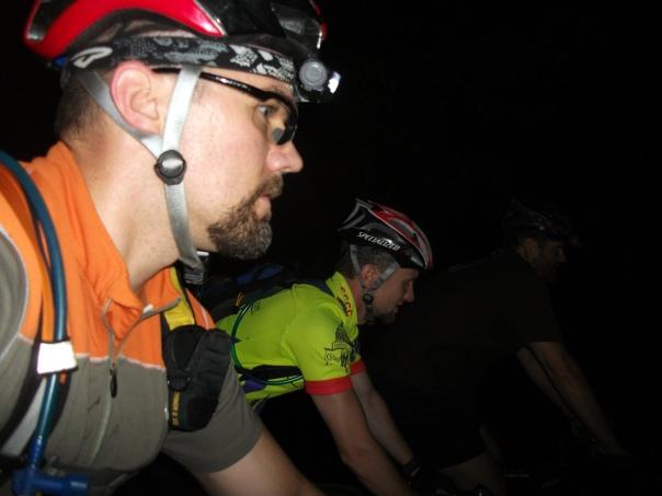 Team Virtus on the Katy Trail