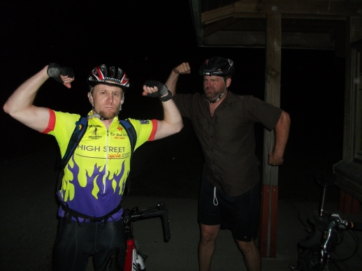 Night Ride on the Katy Trail