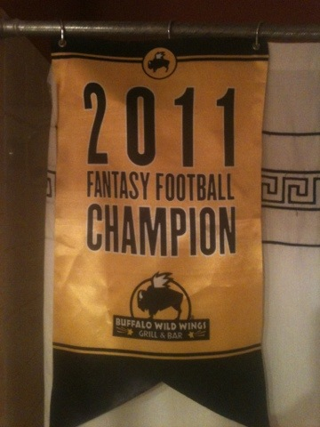 Fantasy Football Flag