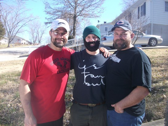 Bearded Lambs