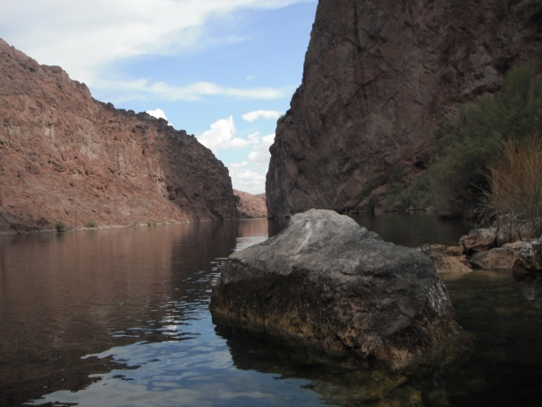 Black Canyon, photographed in 2011