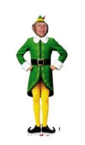 robby elf
