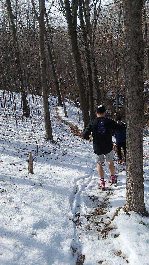 SIUE Trail Running