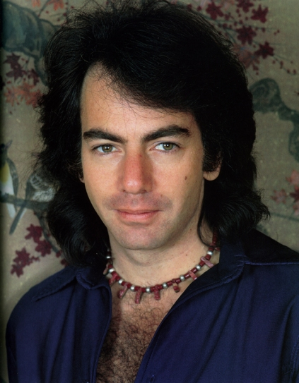 Neil Diamond's Hairy Chest
