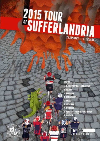 Tour of Sufferlandria 2015