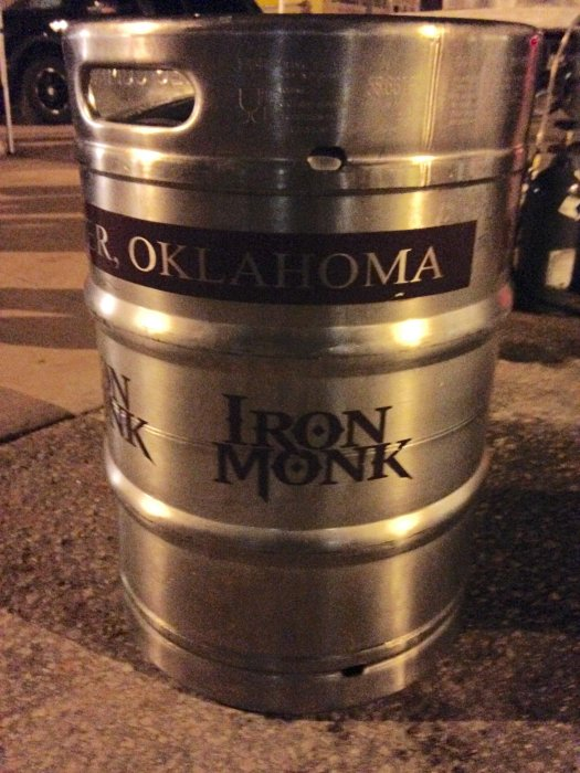 Iron Monk Beer