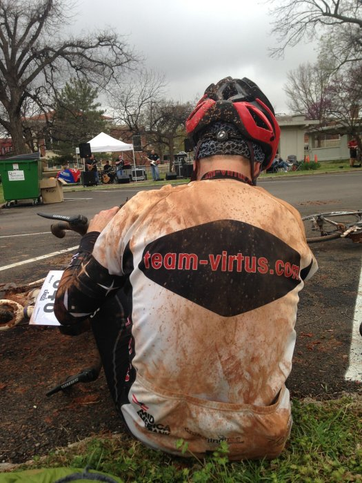 Land Run 100 muddy jersey